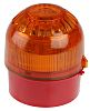 Klaxon PSS Sounder Beacon 102dB, Amber LED, 110
