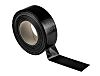 RS PRO Gloss Black Cloth Tape, 50mm x