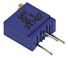 5kΩ, Through Hole Trimmer Potentiometer 0.5W Top Adjust