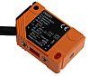 ifm electronic Inductive Sensor - Block, delete Output,
