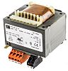 Block 250VA DIN Rail Panel Mount Transformer, 218V