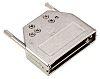 Amphenol FCI 8655MH Series Die Cast Zinc D-sub