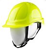 RS PRO Yellow Helmet & Hard Hat with