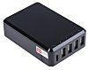 RS PRO, 40W Plug Adapter 5V dc, 8A,