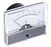 Monacor DC Analogue Voltmeter, 10V, 37.5 (Dia.) mm,