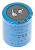 Vishay 4700μF 63V dc Aluminium Electrolytic Capacitor, Through