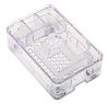 Caja DesignSpark de ABS Transparente para Raspberry Pi 3B+ y anteriores