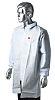 3M White Unisex Disposable Lab Coat, XL