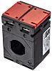 RS PRO, 150:5 DIN-Schienen Stromwandler 150A, Leiter-Ø 21 x 10mm, 45mm x 40mm x 65mm