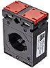 RS PRO, 500:5 DIN-Schienen Stromwandler 500A, Leiter-Ø 30 x 10mm, 50mm x 31mm x 70mm