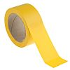 RS PRO Yellow Lane Marking Tape, 50mm x