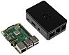 Raspberry Pi 3 B+ with Black Case
