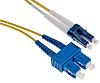 RS PRO OS1 Single Mode Fibre Optic Cable
