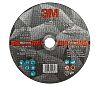 3M Silver Aluminium Oxide Cutting Disc, 180mm x