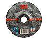 3M Silver Aluminium Oxide Cutting Disc, 125mm x