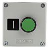 Siemens Push Button Control Station - NO, Plastic,