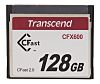 Transcend CFX600 CFast Industrial 128 GB MLC Compact