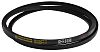 RS PRO Drive Belt, belt section SPA, 2.432m
