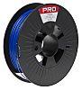 RS PRO 1.75mm Blue ABS-X 3D Printer Filament,