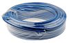 RS PRO Air Hose Blue PUR, PVC 10mm