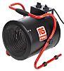 3kW Fan Heater, Floor Mounted, Type C -