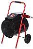 15kW Fan Heater, Floor Mounted, 415 V BS4343/IEC60309