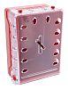 Plastic Ultra-Compact Group Lock Box