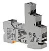 Phoenix Contact RIF-1 Relay Socket for use with Relays, DIN Rail, 250V ac/dc