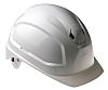 Uvex Pheos Adjustable White Helmet & Hard Hat,