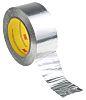 3M 425 Conductive Aluminium Tape 0.12mm, W.50mm, L.55m