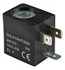 RS PRO 24V dc 2W Replacement Solenoid Coil,