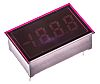 Murata Power Solutions Digital Voltmeter, LED Display 3.5-Digits,