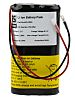 RS PRO 7.2V Rechargeable Battery Pack, 2.6Ah