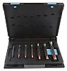 Volkel Precision Thread Plug Gauge Set, Go/No Go,