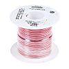 Fils de connexion Alpha Wire UL1213 Premium, 19 0,62 mm 20 AWG, 600 V, PTFE Rouge, 30m