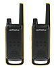 Motorola Talkabout T82 Extreme Walkie Talkies & 2