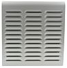 Green, Grey Vent Grille, 300 x 60 x