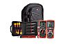 RS PRO Electrician Backpack Tool Set