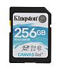 Kingston 256 GB SD Micro SD Card