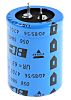 Vishay 4700μF Electrolytic Capacitor 63V dc, Through Hole