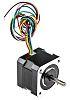 RS PRO Hybrid Stepper Stepper Motor, 12 V,
