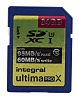 Integral Memory 64 GB SDXC SD Card