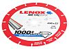 Lenox Aluminium Oxide Cutting Disc, 230mm x 2.1mm
