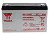 Yuasa NP12-6L Lead Acid Battery - 6V, 12Ah