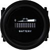 RS PRO LED Battery Meter 12 → 72V
