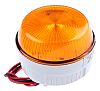 Curtis LP Orange Xenon Beacon, 12 V dc,