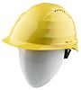 Alpha Solway Rockman Yellow Hard Hats, Ventilated