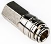 Festo Pneumatic Quick Connect Coupling Brass 1/8in Threaded