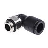Legris Threaded-to-Tube Elbow Connector G 1/4 to Push