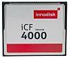 InnoDisk iCF4000 CompactFlash Industrial 2 GB Compact Flash